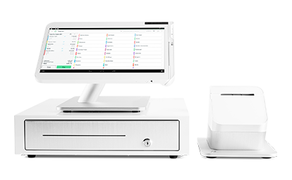 picture of clover station and printer bundle