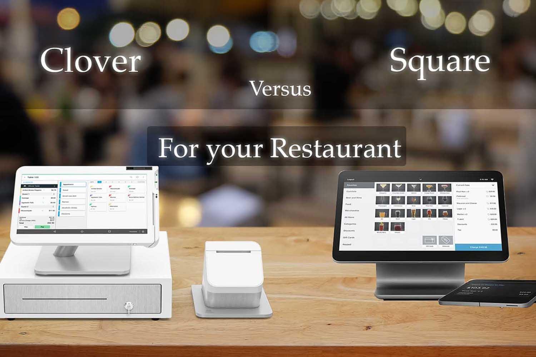 clover vs square pos systems